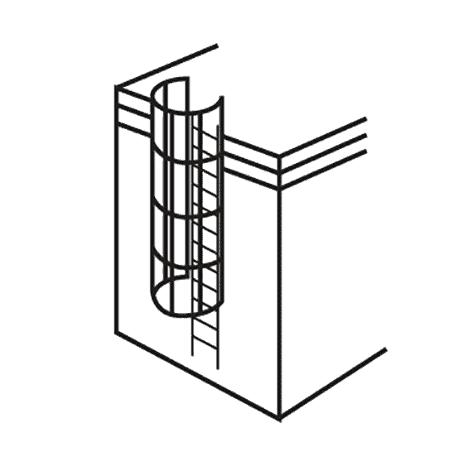 Dropsafe Barrier Installation Type - Back Scratchers
