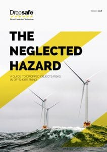 The Neglected Hazard - A guide to Dropped Object risks in offshore wind